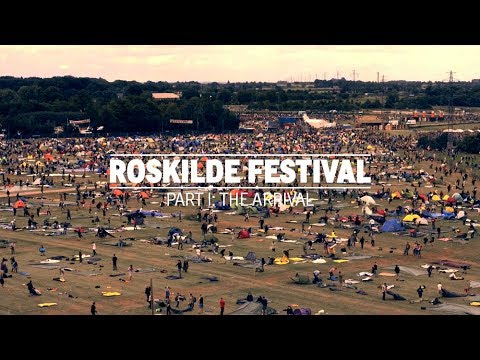 Planet Roskilde: The Arrival (Part I)