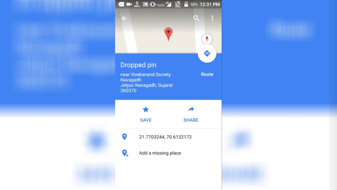 How to add home or any missing place in google maps by mobile youtube how to add home or any missing place in google maps by mobile ccuart Images