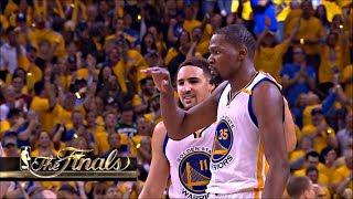 Warriors 2017 Finals: Game 2 vs cavaliers (6-4-2017)