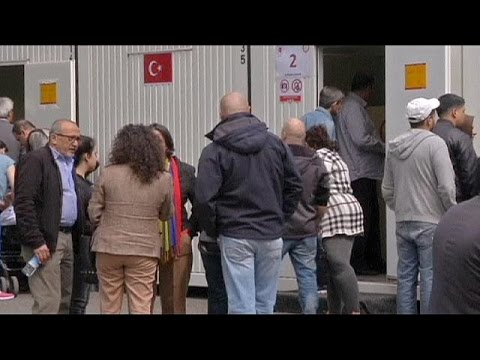Turkish expats have their say ahead of June 7 election
