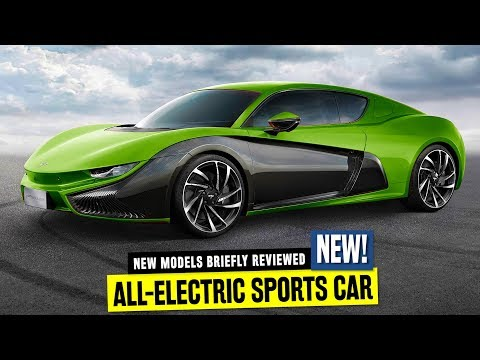 9 New All-Electric Sports Cars Proving Superiority Of Battery-Powered Motors