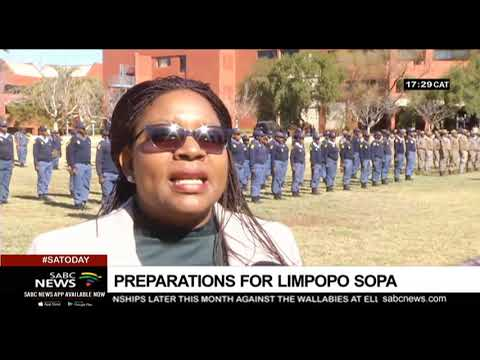 It's all systems go for Limpopo SOPA