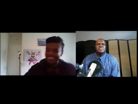 "The Dr. Vibe Show™: Alexander Williams Alexander Williams ""Masculinity And Sports"""