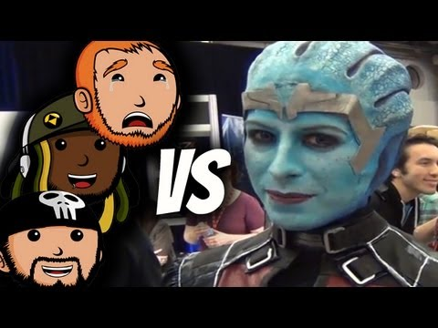 Super Best Friends vs Montreal Comic Con!
