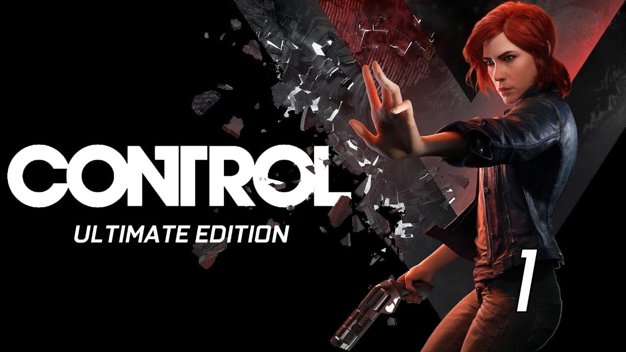 Control Ultimate Edition Gameplay Episode 1 PC Steam - YouTube