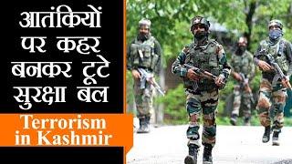 Kashmir में धड़ाधड़ Encounter, 30 घंटे में 7 Terrorists ठोक डाले । Pak Launch Pads पर और आतंकी तैयार