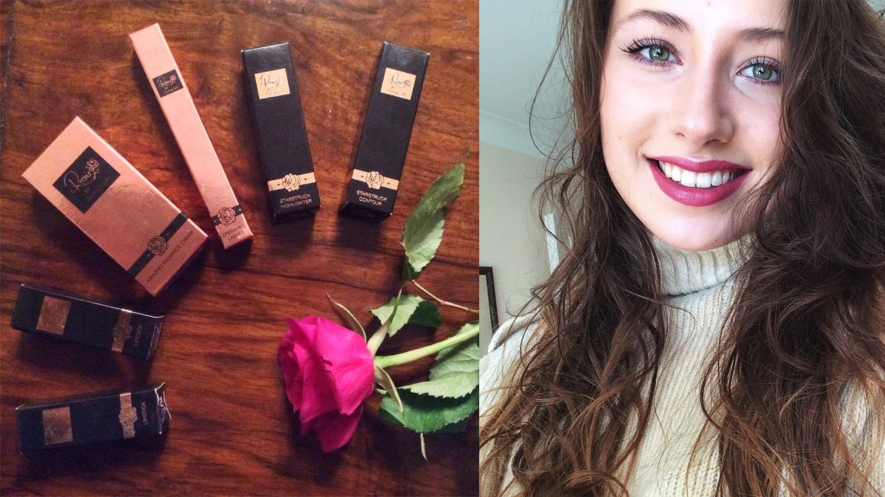 Rosie For Autograph Makeup Review