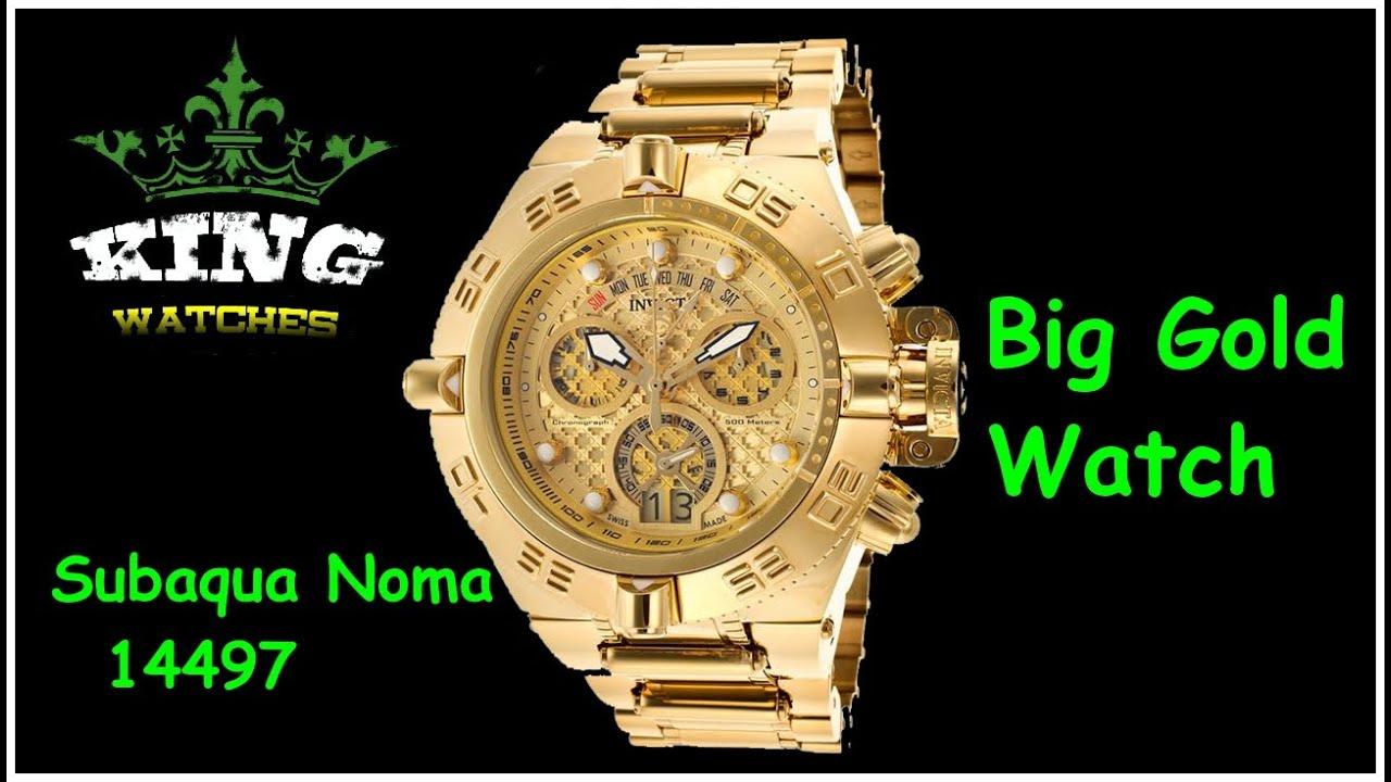 bac0877a73b Invicta Subaqua Noma IV 14497 by Trabalhos Online