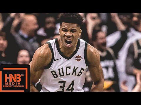 Milwaukee Bucks vs Sacramento Kings Full Game Highlights | 11.04.2018, NBA Season