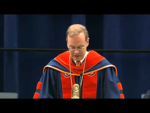 Syracuse University 2014 Convocation for New Students