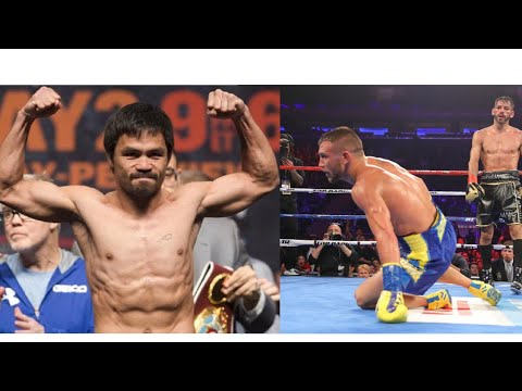 Vasyl Lomachenko should never be over Manny Pacquiao in P4P Rankings CURRENTLY OR HISTORICALLY thumbnail
