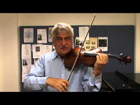 The Violin Channel | Professor Ole Bohn | Teaching Masterclass | Part 1 of 4 | Wrist Vibratro
