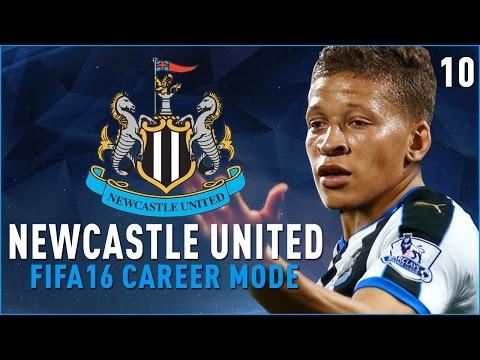 FIFA 16 | Newcastle Career Mode S2 Ep10 - 7 GOAL THRILLER!!