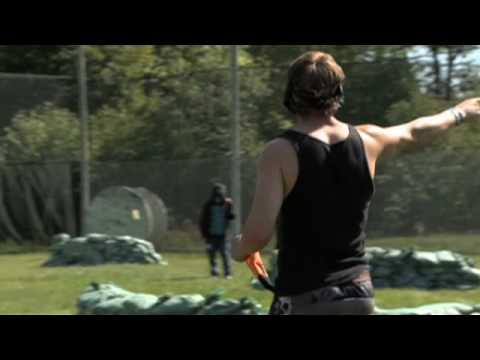 Ambition Skatecamp: Paintball Challenge