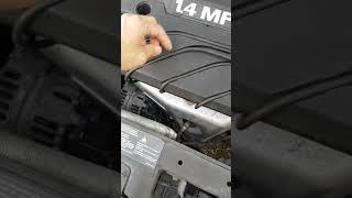 Polo 1.4 mpi bobine d'allumage faisceau bougie
