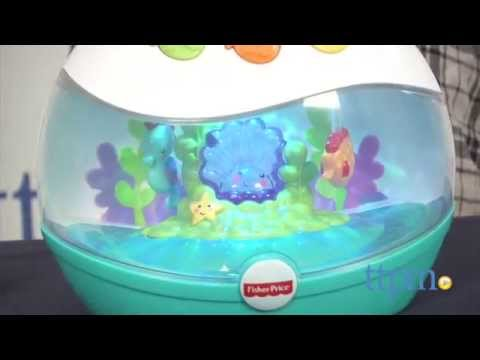 Calming Seas Projection Soother From Fisher-Price