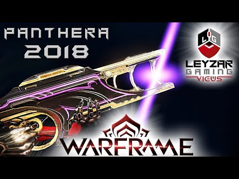 Panthera Build 2018 (Guide) - Sawblades Are No Joke (Warframe Gameplay) Mp3