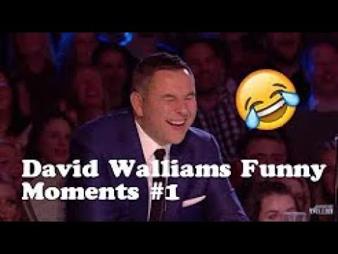 David Walliams Funny Moments on Britains Got Talent | Top