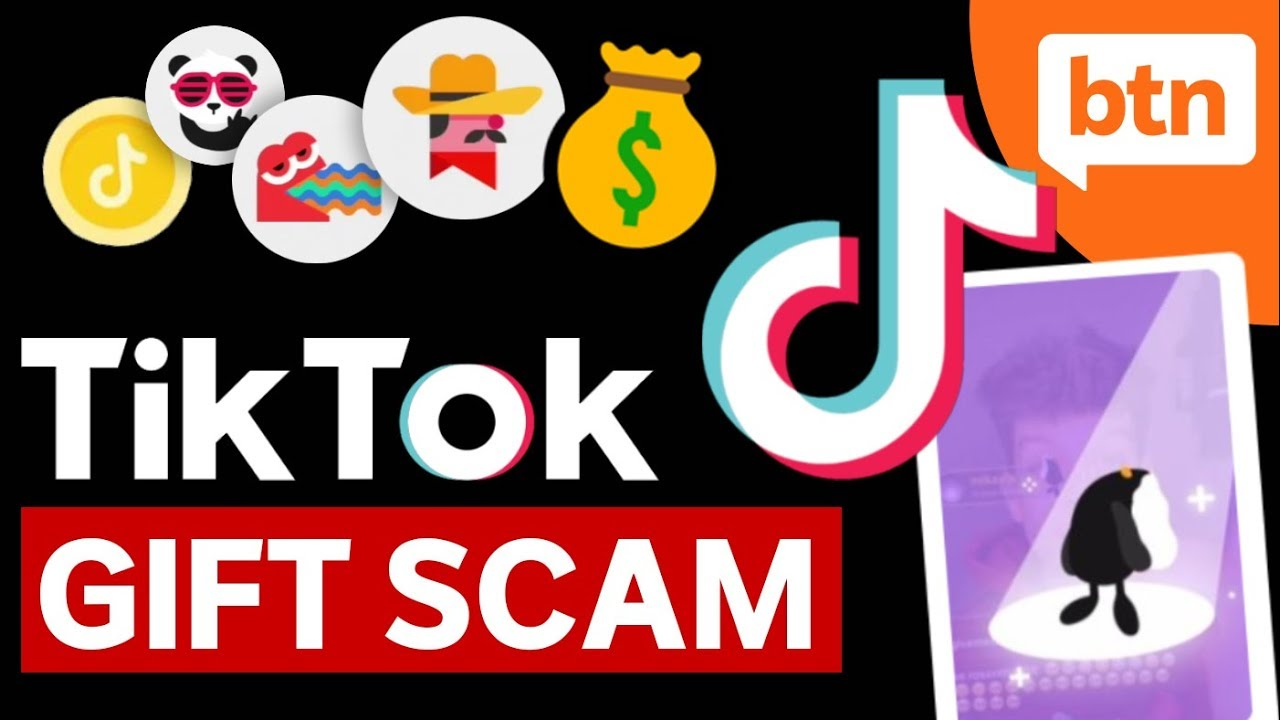 Tiktok Gift Scam Drama Queens Pandas How To Stay Safe Today S Biggest News Youtube