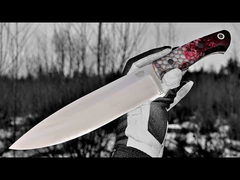 BARK RIVER KNIVES - COMPLETE AURORA-SERIES