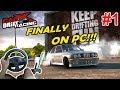 "CarX Drift Racing Online W/Homemade Setup #1-""FINALLY ON PC!!!"""
