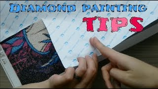 Diamond Painting Tips VIEWER QUESTIONS