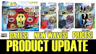 Gambar cover DEAD PHOENIX P4 HASBRO BREAKING NEWS BEYBLADE BURST TURBO PRODUCT 2019 UPDATE!