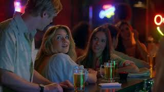 Narcos season 1 club scene  steve Murphy Connie Murphy