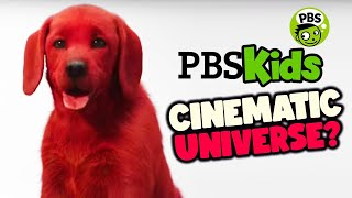 Download lagu The Clifford The Big Red Dog Movie - PBS Kids Cinematic Universe REBOOT!