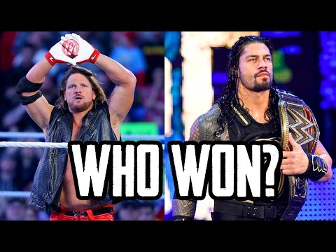 WHO WON AT WWE PAYBACK 2016? FULL RESULTS AND RECAP (Going In Raw Wrestling Podcast Ep. 66)