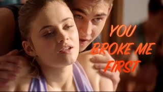 Hardin & Tessa 'You Broke Me First' | After We Collided [AWC SPOILERS]