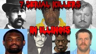 7 Infamous Serial Killers in Illinois
