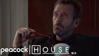 Diagnosing House   House M.D.