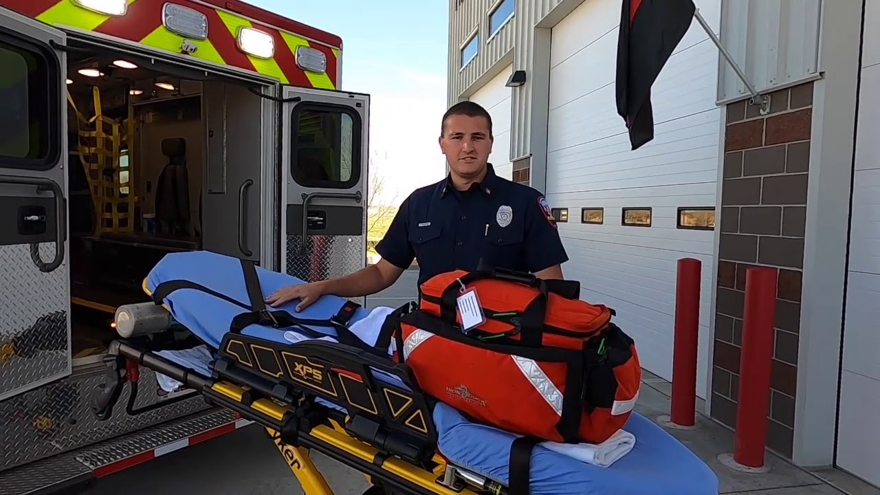 Frederick-Firestone Fire District's New Ambulance 3424 Video 25