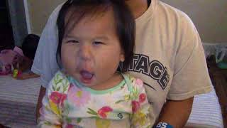 Chipmunk Chloe farts.