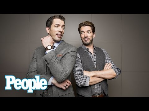 The 'Property Brothers' Open Up About Fame, Family & Finally Finding Love | People NOW | People