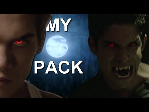 Teen Wolf - My Pack