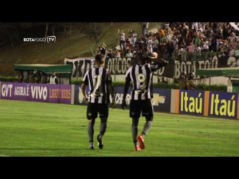 Bastidores | Botafogo 3x0 Sport