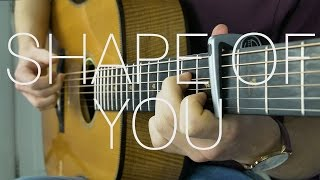 Ed Sheeran Shape of You - Fingerstyle Guitar Cover by James Bartholomew.mp3