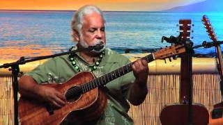 """""""Manuela Boy"""" @SlackKeyShow John Keawe Funny Hawaiian song"""