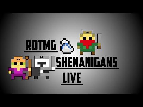 RotMG | Shenanigans (Dungeons, Mystery boxes, etc)