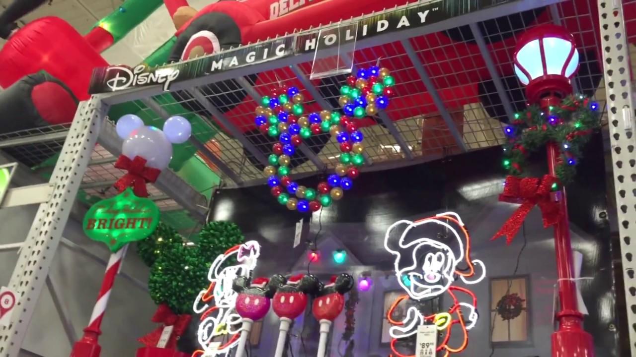 christmas decor shopping at walmart lows menards christmas trees magic more - Menards Christmas Trees