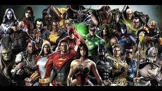 Лига Справедливости против Лиги несправедливости .18 +