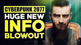 Cyberpunk 2077 - CD Projekt Red Reveals HUGE NEW DETAILS About Game, Future Expansions & More