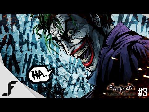 Batman Arkham Knight Walkthrough Part 3 - The Killing Joke
