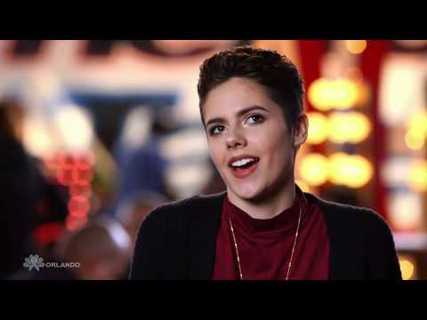 Calysta Bevier - Fight Song (America's Got Talent)