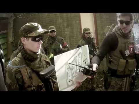 Kingstown Airsoft - Gasselte - The Netherlands - April 12 - 13