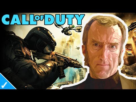 CAVE JOHNSON PLAYS BLACK OPS 2