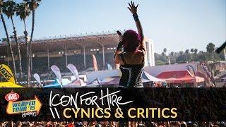 Смотреть клип Icon For Hire - Cynics & Critics