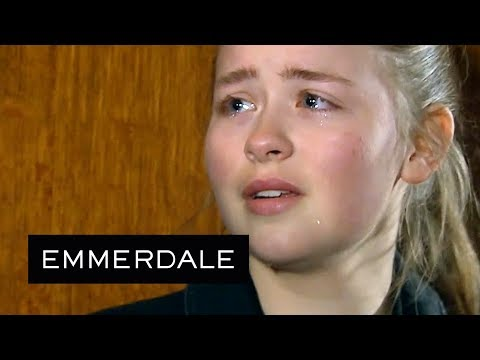 Emmerdale - The Judge Passes Down a Harsh Sentence on Liv